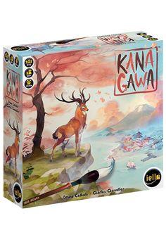 Legyen tiéd a legfelszereltebb műterem, és alkosd meg minden idők leggyönyörűbb festményét Bruno Cathala egyik 2016-os játékában. Ebbe a sorozat-gyűjtő társasjátékba számos olyan ötletet csempésztek, amitől egy abszolút egyedi játékélményben lesz része minden játékosnak! #társasjáték#kanagawa Games Box, Games To Play, Card Games, Board Game Box, Hobbies For Couples, The Grandmaster, Japanese Artists, Tabletop Games, Lego