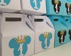 Centros de príncipe de Mickey solo sticks por Decorationsbybelle