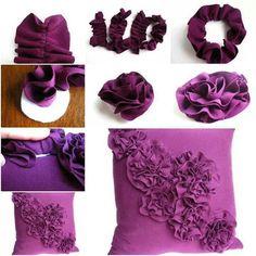 119 best pillow cushion love images on pinterest fabrics sew