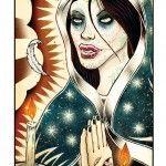goddess Mictecacihuatl