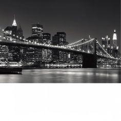 fotobehang new york skyline behang