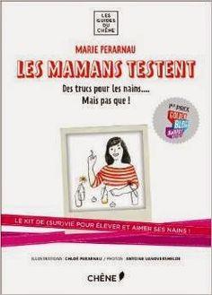Les Mamans Testent, le livre