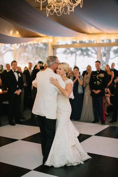 black and white dance floor | Caroline Ro