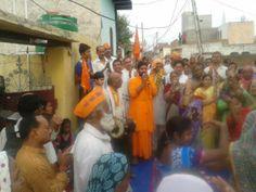 Faridabad Prabhat feri 98th day - 3
