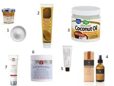 favorite all natural beauty face products