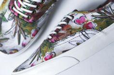 "Vans California ""Floral Camo"" Pack"