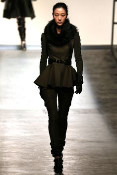 catwalk steampunk, Prabal Gurung