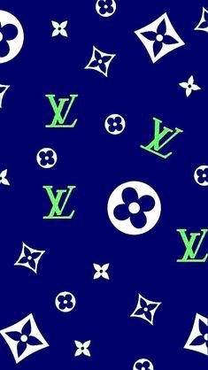 Brand Wallpaper, Hype Wallpaper, Flowery Wallpaper, Wallpaper Iphone Disney, Pattern Wallpaper, Dope Cartoons, Dope Cartoon Art, Louis Vuiiton, Supreme Wallpaper Hd