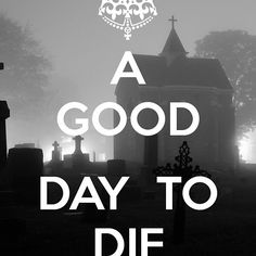 A good day to die http://ift.tt/1TL3Cl8 #mentalhealth #depression
