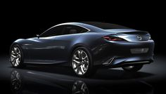 Prototipos de Mazda - Shinari