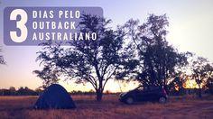 3 dias pelo Outback australiano
