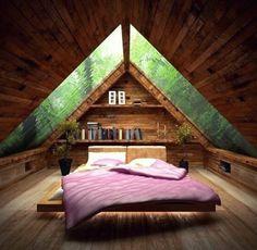 Image result for loft bedroom