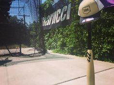 @busterposey model @maruccisports getting some #cagework today. #bpweather
