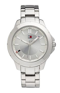 Tommy Hilfiger Round Bracelet Watch, 40mm available at #Nordstrom