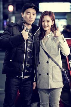 Kang Gary to cameo in Episode 6 of Song Ji Hyo's Emergency Couple drama!! :D