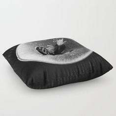 Competition Floor Pillow by mariabozina Tack, Floor Pillows, Bean Bag Chair, Fill, Plush, Cushions, Shape, Stitch