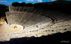 Epidaurus Theater #outdoorsgr