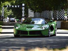 Ferrari LaFerrari Spider: Der brutale Supersportwagen kommt als Cabrio