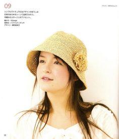 이런 모자 만들어서 떠보고 싶었다. (과거형) 모자는 사는 걸로.