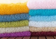 Loose knit wrap- Mohair blend- Newborn Photography Prop- 14 colors available-Choose your color. $24.00, via Etsy.