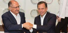 """RS Notícias: Doria diz que vai """"prefeitar"""" e que Alckmin é seu ..."""
