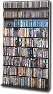 DVD Rack - Best Buy $100