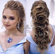 12 Wedding hairstyles for long hair.  #wedding #weddinghairstyle