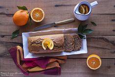 Plumcake al tè nero e arancia per celebrare la Settimana degli Agrumi del Calendario del Cibo Italiano.