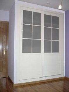 Dise o armarios on pinterest closet clothing racks and - Disenos de armarios empotrados ...