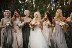 52 Chic Neutral Fall Wedding Ideas | HappyWedd.com #PinoftheDay #chic #neutral…