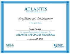 Beautiful Atlantis-Let me help you with a dream vacation