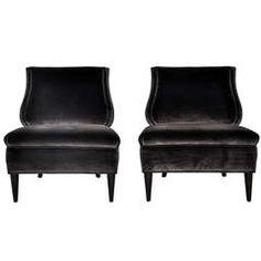 Grosfeld House Slipper Chairs