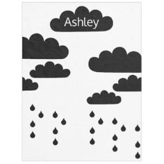 Shop rainy day minimalist fleece blanket created by BeautifulAndFree. Edge Stitch, Outdoor Events, Modern Minimalist, Thank You Cards, Kids Bedroom, Bedroom Decor, Create Your Own, Plush, Delicate