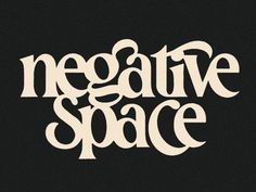 Negative Space lockup logotype handlettering letters lettering typography type Typography is definitely the art work Font Design, Poster Design, Lettering Design, Brand Identity Design, Branding Design, Logo Type Design, Web Design, Typography Letters, Typography Poster