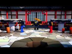 LEGO® Ninjago jakso 1 2012 Käärmeiden nousu