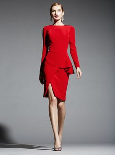 Frascara Collection Of Dresses And Gowns   Fall And Winter 2014