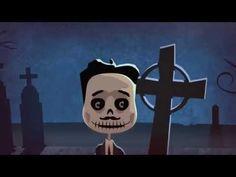 Canción Infantil Tumbas por aquí, tumbas por allá Halloween - YouTube
