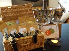 Ludicrously Lavish Seasoning Hamper £145. A lavish selection of gourmet infused sea salts, cocktail sugars and gourmet oil concentrates. All the aromas and flavours any budding home chef could ever wish for!