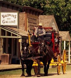 The Sunflower State blends rolling prairie, Western drama and city attractions.  THE OLD COWTOWN MUSEUM, Wichita, Ks.