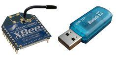 Zigbee v/s Bluetooth Technologies