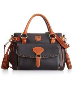 Dooney  Bourke Handbag, Dillen II Medium Pocket Satchel