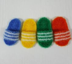 """대한민국 집집마다 있다는 """"삼선슬리퍼"""" 무슨색으로 신을까요~~^^ : 네이버 블로그 Paracord, Knitted Hats, Slippers, Knitting, Blog, Handarbeit, Tricot, Knit Caps, Cast On Knitting"""