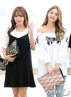 FIESTAR - Hyemi and Jei