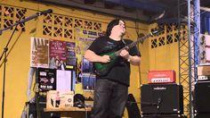 "Henry Borrero ""ESE AMOR"" (live) - GuitarCon Medellín 2014"