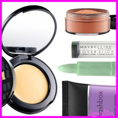 MAKEUP COLOR CORRECTOR - http://livesstar.com/makeup-color-corrector.html