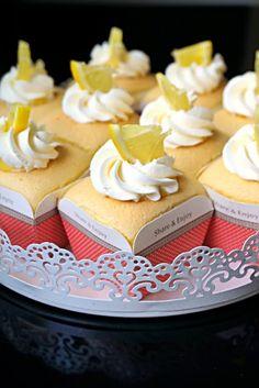 Kitchen Corner: Lemon Curd Hokkaido Cupcakes II