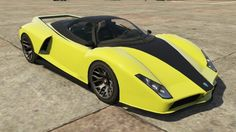 Cheetah | GTA 5 Cars