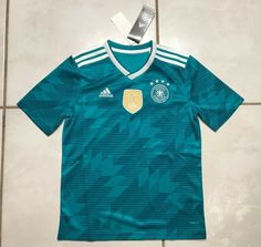 NWT ADIDAS Germany National Team 2018 Away Jersey Youth Medium MSRP $70  | eBay Trinidad And Tobago, Youth, Germany, Adidas, Medium, Ebay, Deutsch, German Resources, Teenagers
