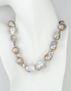 """18"""" Baroque Pearl Necklace"""