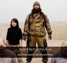 Very young recruits are trained to become Mujahideen, fighters engaged in jihad, and these children are praised on social media by #ISIS supporters. Photo: @Rooster_Jr